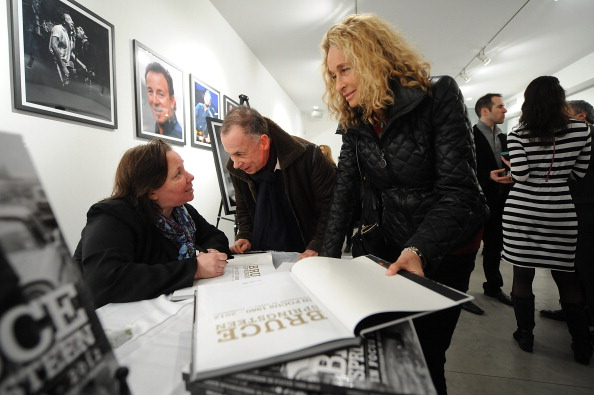 "Annabelle Dexter Jones「""Bruce Springsteen In Focus 1980-2012"" Event」:写真・画像(19)[壁紙.com]"