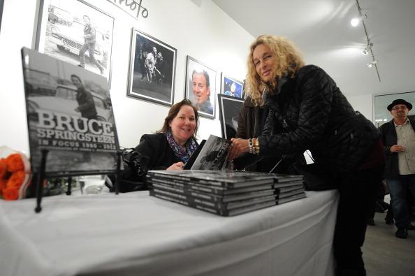 "Annabelle Dexter Jones「""Bruce Springsteen In Focus 1980-2012"" Event」:写真・画像(0)[壁紙.com]"