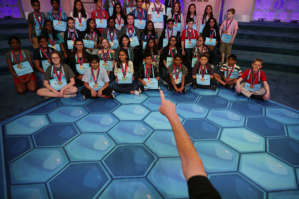 Decisions「Student Spellers Compete In 2018 National Spelling Bee」:写真・画像(3)[壁紙.com]