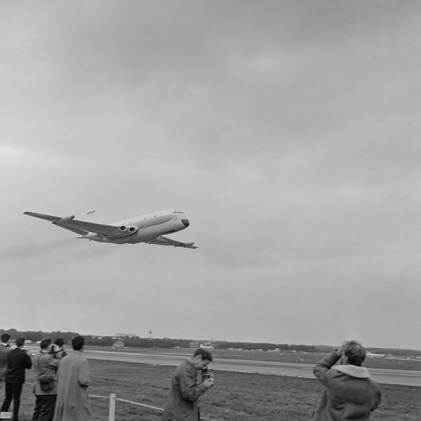 Photography Themes「Hawker Siddeley Nimrod」:写真・画像(1)[壁紙.com]