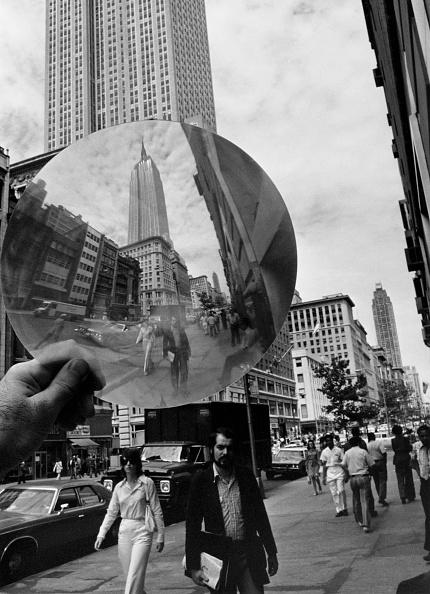 Empire State Building「Empire State Through A Lens」:写真・画像(5)[壁紙.com]
