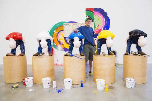 "Tristan Fewings「Richard Jackson: ""New Paintings"" At Hauser & Wirth London」:写真・画像(4)[壁紙.com]"