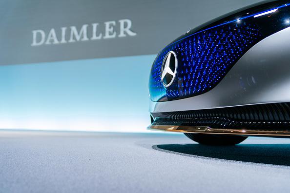 Mercedes-Benz「Daimler AG Announces Financial Results For 2019」:写真・画像(18)[壁紙.com]