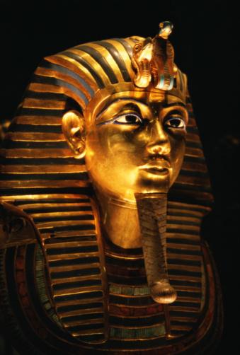 Ancient Civilization「Golden death mask of Tutankhamun」:スマホ壁紙(10)
