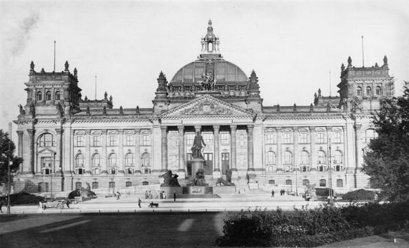 The Reichstag「Reichstag Building」:写真・画像(4)[壁紙.com]