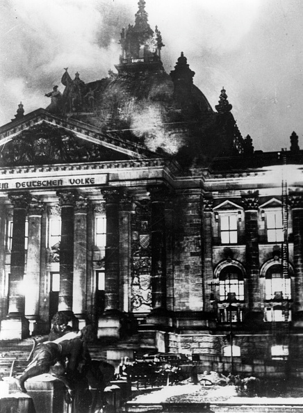 Arson「Reichstag Fire」:写真・画像(5)[壁紙.com]
