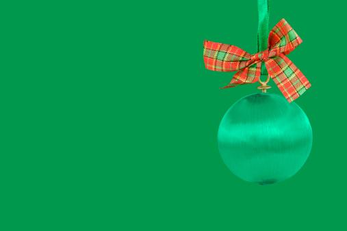 タータンチェック「緑のクリスマスオーナメント」:スマホ壁紙(8)
