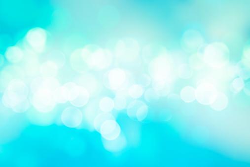 Light Blue「Baby blue defoccused lights」:スマホ壁紙(13)
