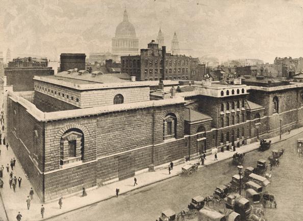 1900-1909「Newgate Prison」:写真・画像(10)[壁紙.com]