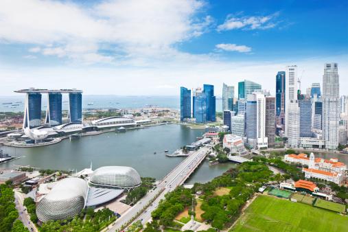 Singapore「Singapore Panorama」:スマホ壁紙(8)