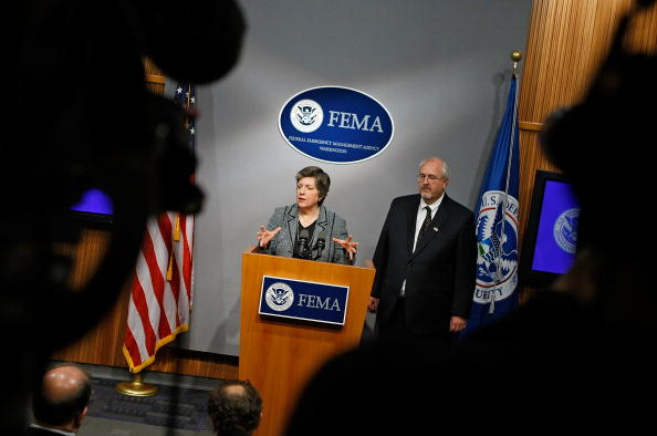 Florida - US State「FEMA Head Craig Fugate And Napolitano Hold Briefing On Hurricane Season」:写真・画像(9)[壁紙.com]
