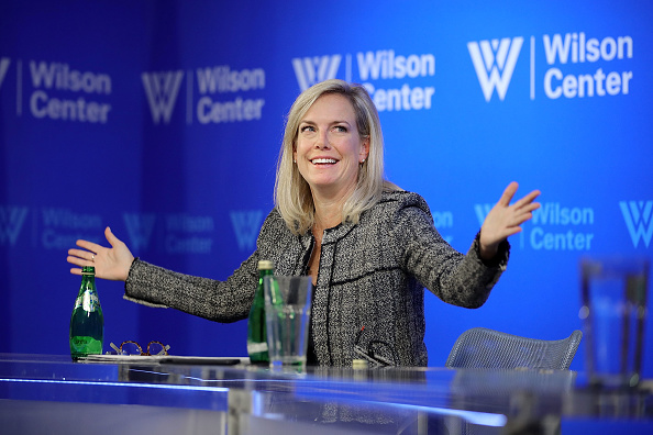 Participant「DHS Secretary Nielsen Participates In Discussion At Woodrow Wilson Center」:写真・画像(18)[壁紙.com]