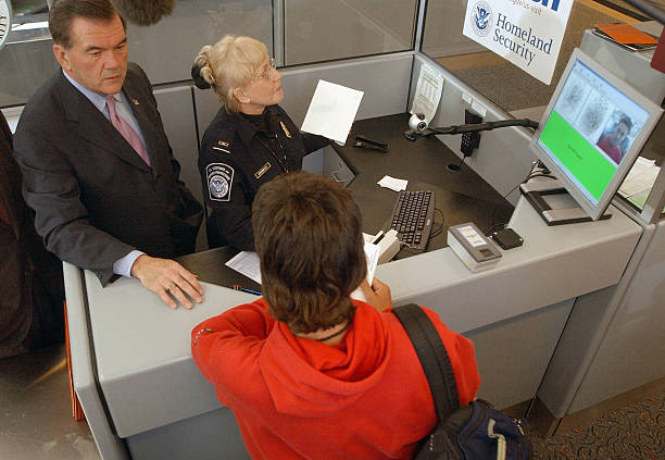 Visitors To The US Face Stringent Security Checks:ニュース(壁紙.com)
