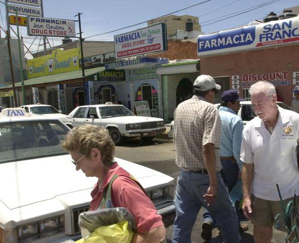 Norma Jean Gargasz「Mexican Pharmacies Draw Americans Seeking Cheaper Drugs」:写真・画像(6)[壁紙.com]