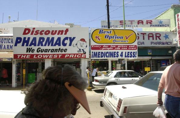 Norma Jean Gargasz「Mexican Pharmacies Draw Americans Seeking Cheaper Drugs」:写真・画像(7)[壁紙.com]