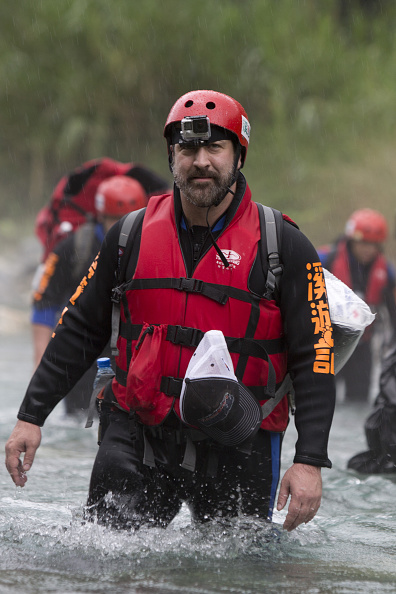 Hualien County「NSYNC Member Joey Fatone And Friends Rivertrace And Camp In The Hualien Region Of Taiwan」:写真・画像(8)[壁紙.com]