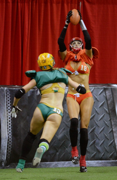 Touchdown「Green Bay Chill v Las Vegas Sin」:写真・画像(10)[壁紙.com]