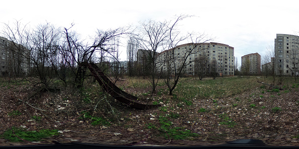 Apartment「Inside The Chernobyl Exclusion Zone In 360 Degree Views」:写真・画像(3)[壁紙.com]