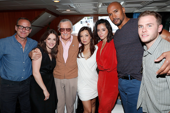 Lee Na「The IMDb Yacht At San Diego Comic-Con 2016: Day Two」:写真・画像(7)[壁紙.com]