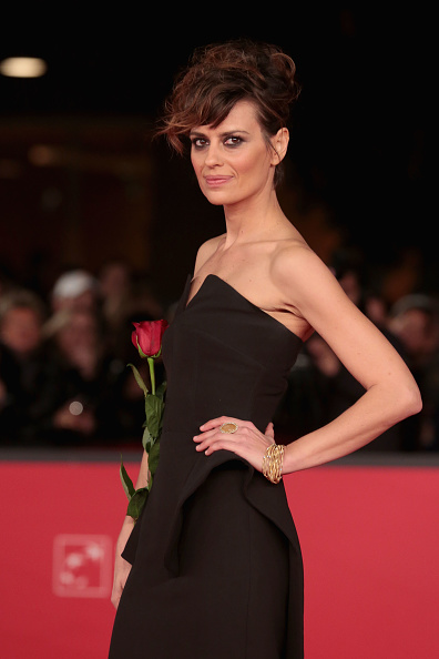 Single Flower「Closing Ceremony Red Carpet - The 7th Rome Film Festival」:写真・画像(9)[壁紙.com]