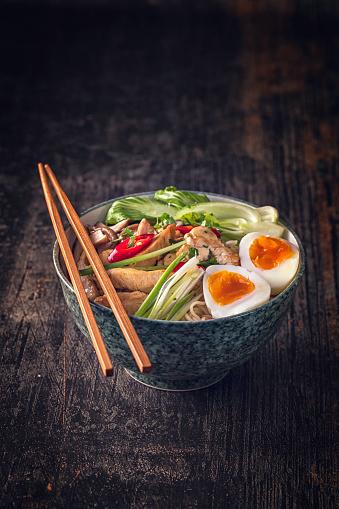 Miso Ramen「Miso Ramen Noodle Soup」:スマホ壁紙(18)