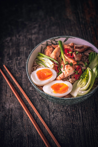 ヒューマンインタレスト「味噌ラーメン スープ」:スマホ壁紙(18)