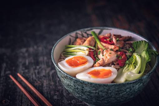 Miso Ramen「Miso Ramen Noodle Soup」:スマホ壁紙(8)