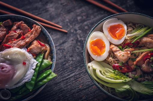 Miso Ramen「Miso Ramen Noodle Soup」:スマホ壁紙(9)