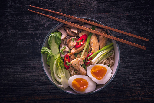 Hokkaido「Miso Ramen Noodle Soup」:スマホ壁紙(9)