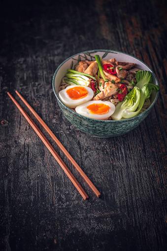 Miso Ramen「Miso Ramen Noodle Soup」:スマホ壁紙(19)