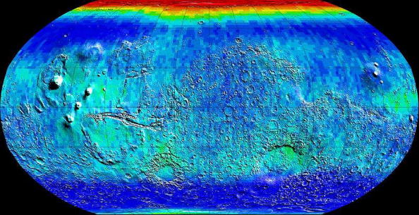 Water「Ice on Mars」:写真・画像(3)[壁紙.com]