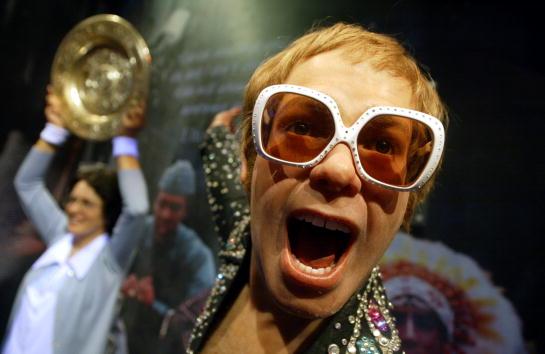 Sunglasses「Madame Tussaud's Wax Likenesses」:写真・画像(8)[壁紙.com]