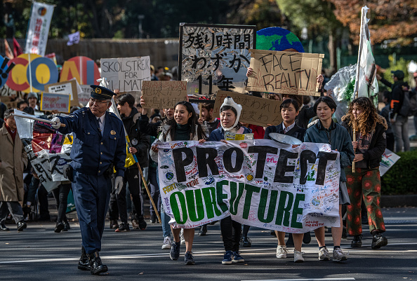 Environmental Damage「Global Climate Strike in Tokyo」:写真・画像(3)[壁紙.com]
