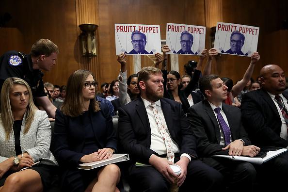 Win McNamee「Acting EPA Administrator Andrew Wheeler Testifies At Senate Hearing On EPA Agenda」:写真・画像(15)[壁紙.com]