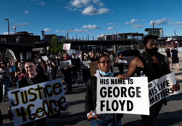 Protest「Protests Continue Over Death Of George Floyd, Killed In Police Custody In Minneapolis」:写真・画像(19)[壁紙.com]