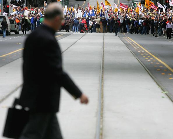 Focus On Background「Nationwide Protests Over IR Changes」:写真・画像(3)[壁紙.com]