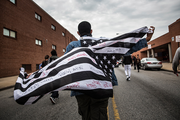 Black Lives Matter「Criminal Charges Announced Against Baltimore Police Officers In Freddie Gray's Death」:写真・画像(17)[壁紙.com]