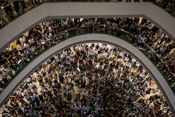 Anti-Government Protest Movement in Hong Kong:ニュース(壁紙.com)