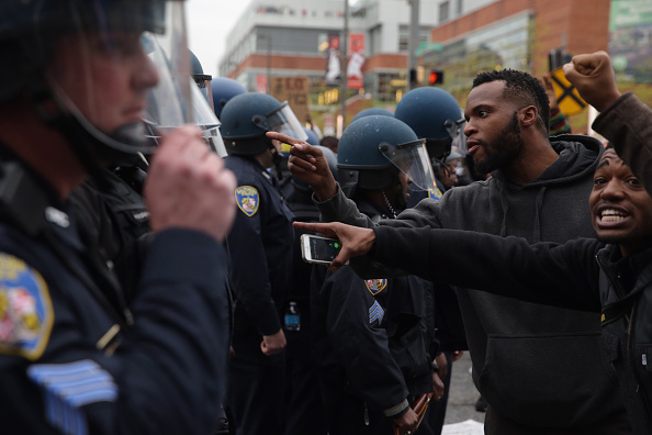 The Knife「Protests Continue After Death Of Baltimore Man While In Police Custody」:写真・画像(13)[壁紙.com]