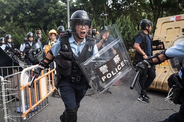 Chris McGrath「Anti-Extradition Protests In Hong Kong」:写真・画像(18)[壁紙.com]