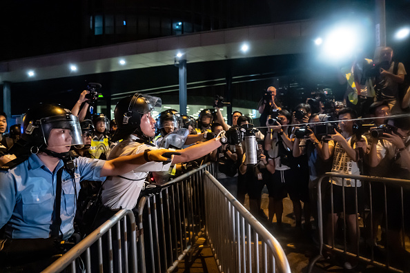 Extradition「Hong Kongers Protest Over China Extradition Law」:写真・画像(18)[壁紙.com]