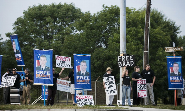 Waiting「Military Judge Sentences Bradley Manning」:写真・画像(0)[壁紙.com]