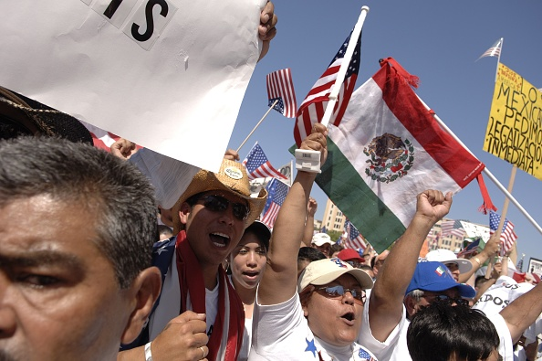 Support「Marchers In Dallas Protest Proposed Immigration Reform」:写真・画像(8)[壁紙.com]