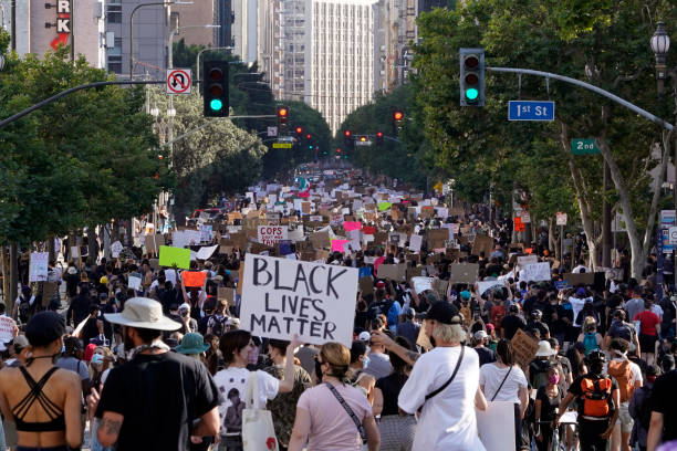 National Guard Called In As Protests And Unrest Erupt Across Los Angeles Causing Widespread Damage:ニュース(壁紙.com)