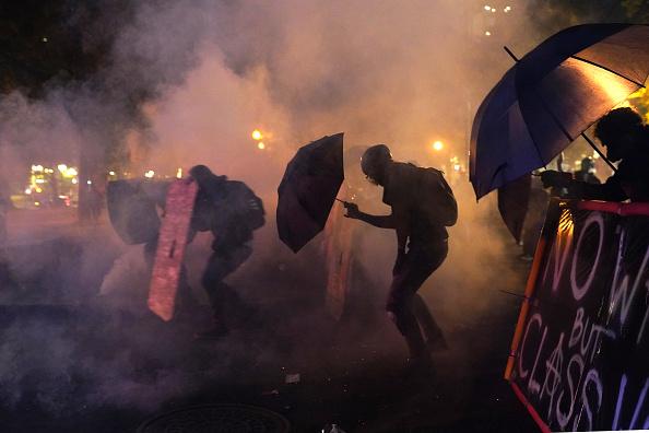 Oregon - US State「Feds Attempt To Intervene After Weeks Of Violent Protests In Portland」:写真・画像(0)[壁紙.com]