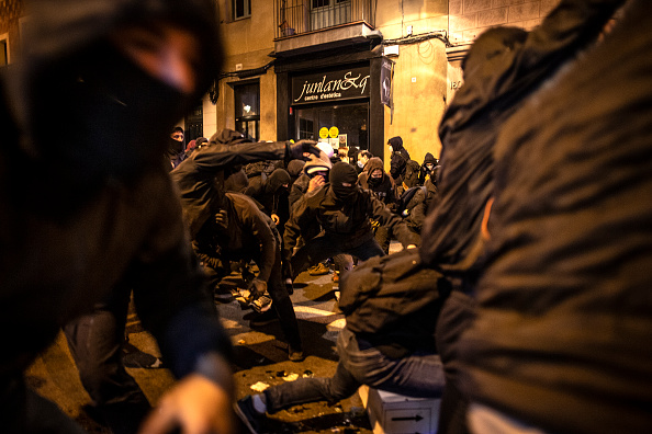 Spain「Jailed Rapper Sparks Rage And Becomes Symbol Of Free Speech」:写真・画像(14)[壁紙.com]
