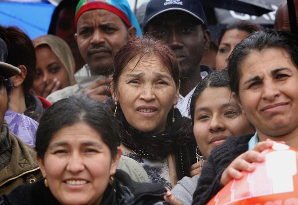 Prejudice「Protest Takes Place Over Immigration Rights」:写真・画像(2)[壁紙.com]