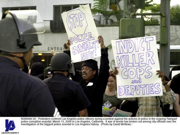Fort「DEMONSTRATORS PROTEST LA POLICE BRUTALITY」:写真・画像(14)[壁紙.com]
