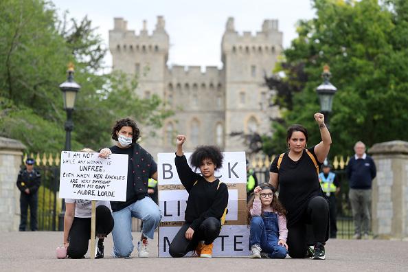 Bestof「Black Lives Matter Demonstrations Continue Across The UK」:写真・画像(17)[壁紙.com]
