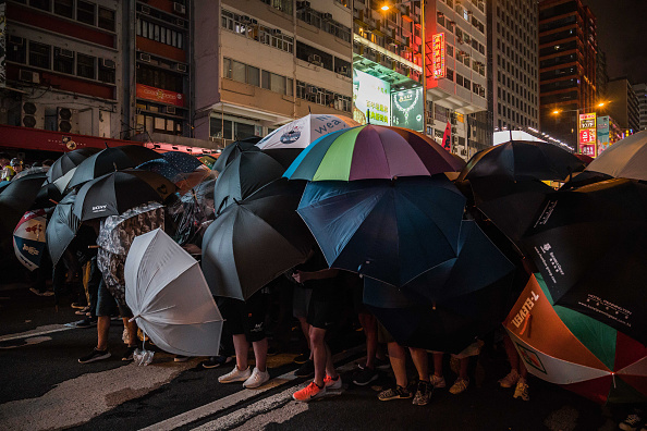 Mong Kok「Anti-Extradition Protests In Hong Kong」:写真・画像(5)[壁紙.com]